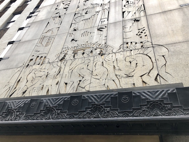 NYC NEW MURAL PROJECT
