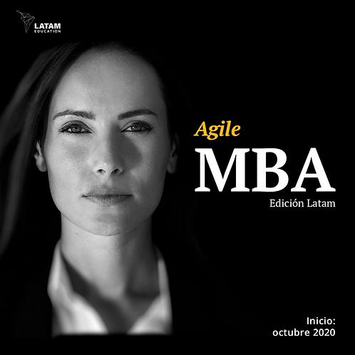 Agile MBA 2020-II - matrícula fraccionada