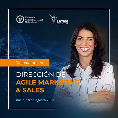 Agile Marketing de LATAM Education