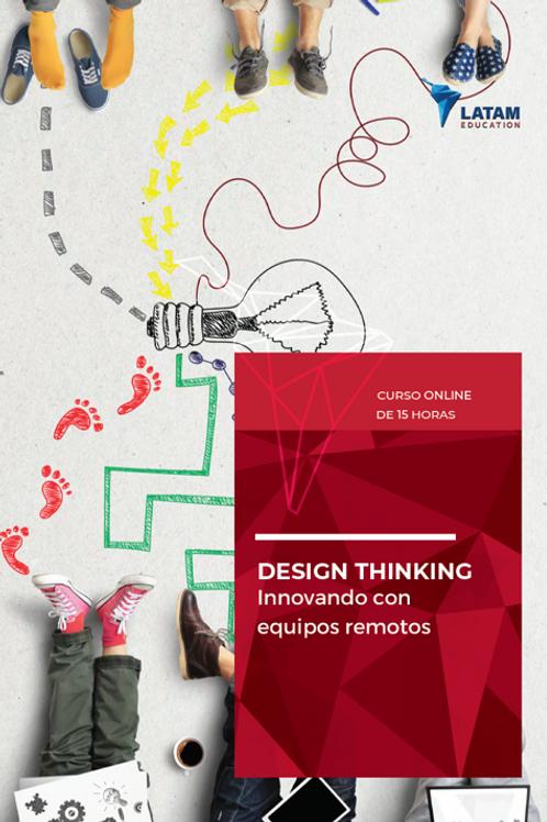 Design Thinking: innovando con equipos remotos 2da. Cuota