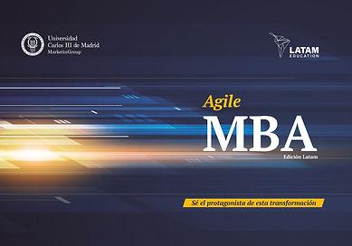 Brochure Agile MBA
