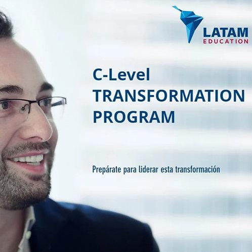 C-Level Transformation Program