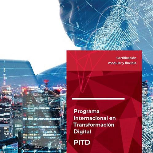 PITD Programa Internacional en Transformación Digital