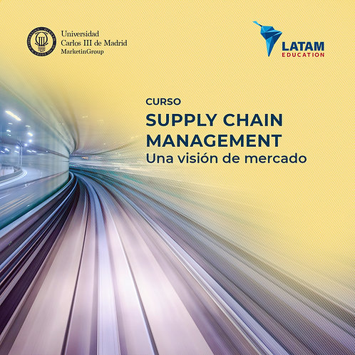 Supply Chain Management (36 horas)