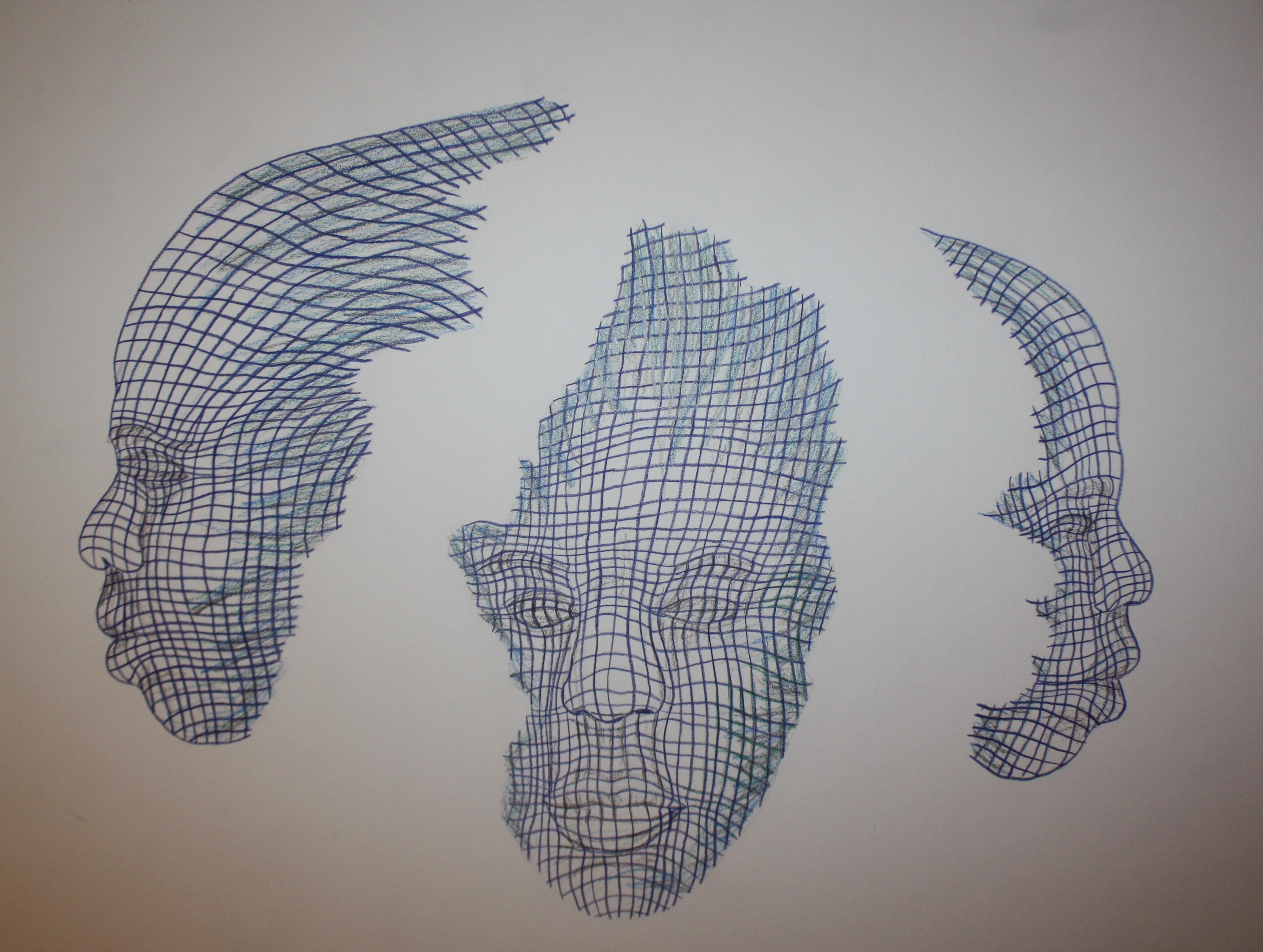 Cool Dip Masks