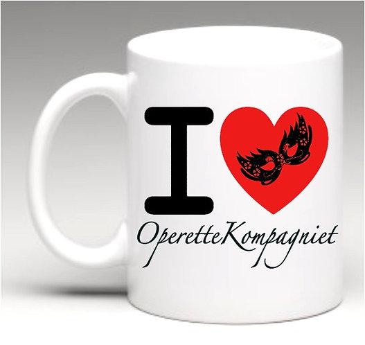 I ♥ OperetteKompagniet - KRUS