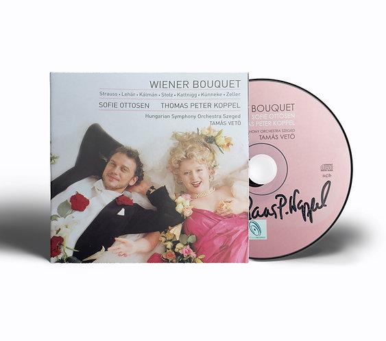 Wiener Bouquet - CD, signeret
