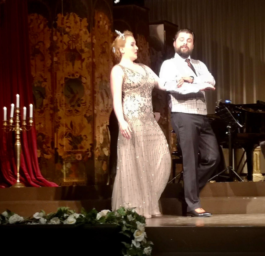 Simone Sand Victor & Fredrik Bjellsäter