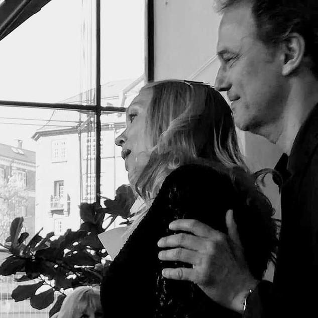 Elsebeth, Thomas & Carol