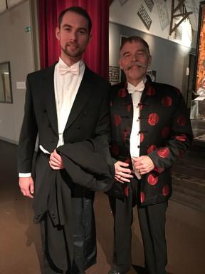 Jørn Pedersen & William Jønch Pedersen