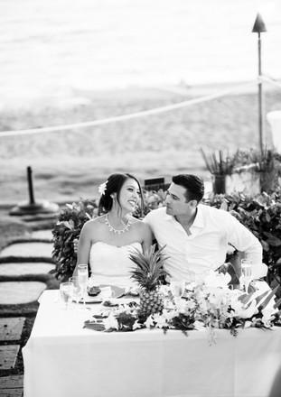 newlyweds maui