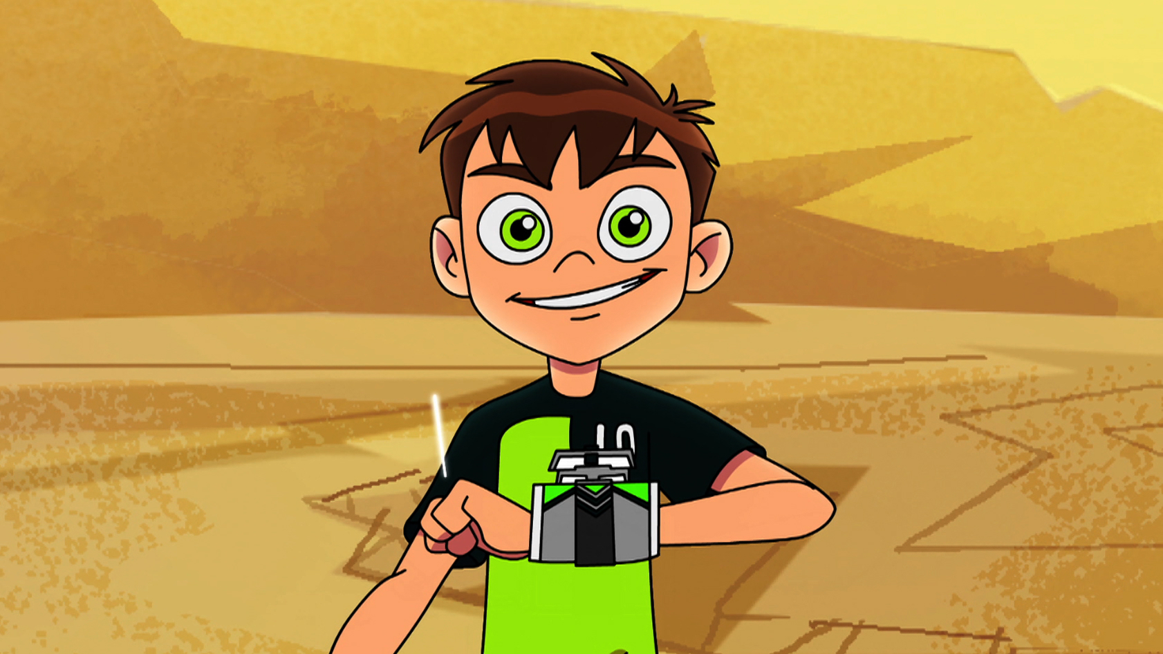 BEN 10 Power of 10 PROMO
