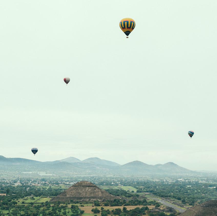 AeroDiverti Teotihuacan