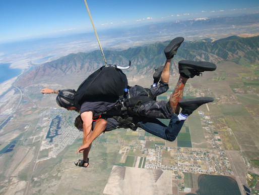 5 Reasons to Skydive