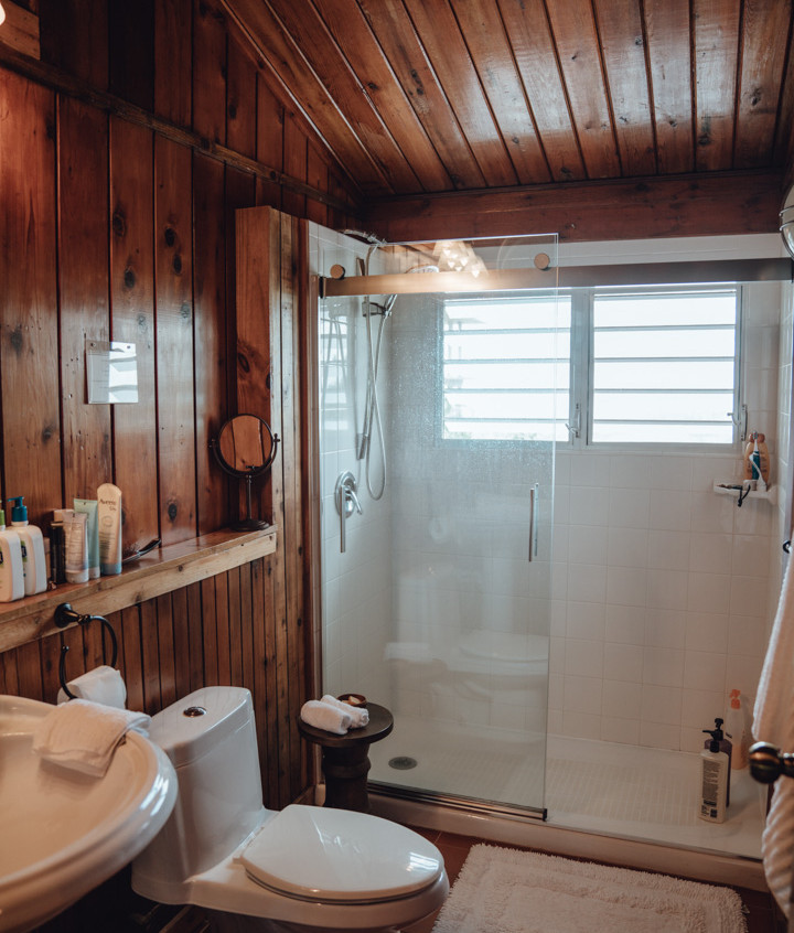 Bathroom-Chalet