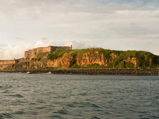 TOP 5 Reasons to Sail in Old San Juan