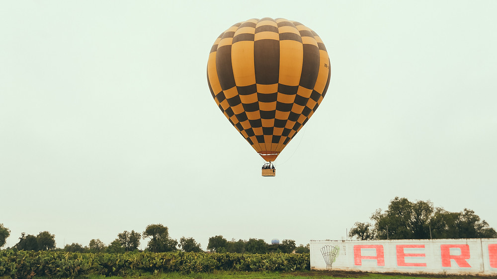 Aerodiverti Hot Air Balloons