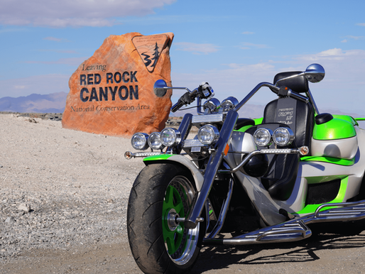 The Top Las Vegas Tour Experience | Las Vegas Trike Adventure Tour