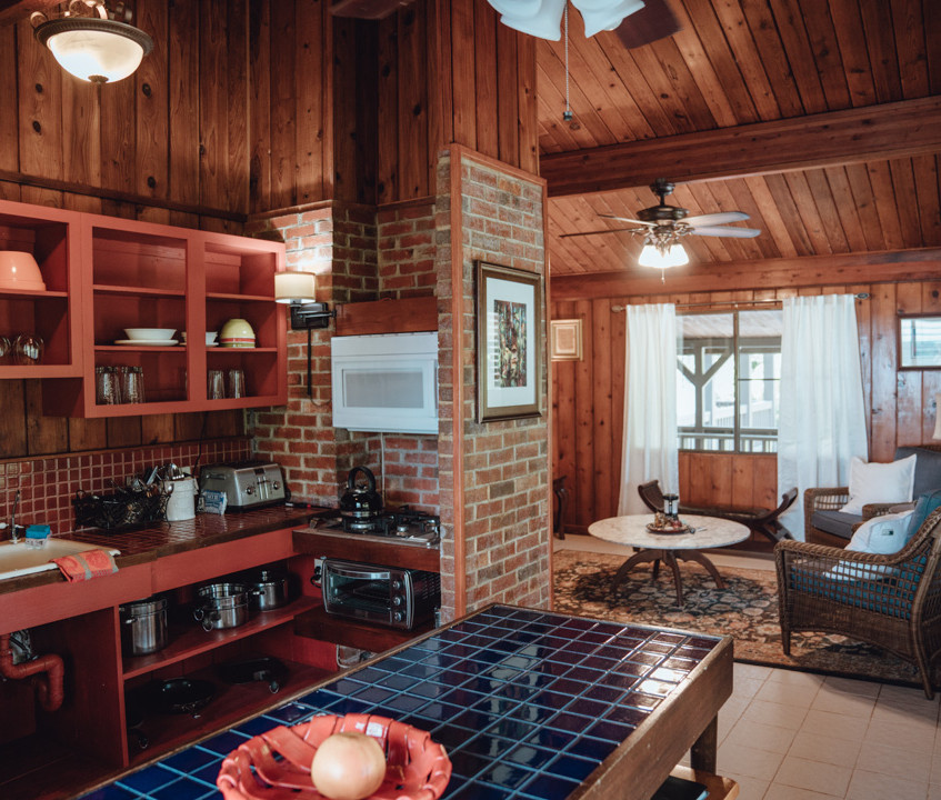 Kitchen-Chalet