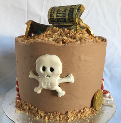 Pirate theme (from £65)