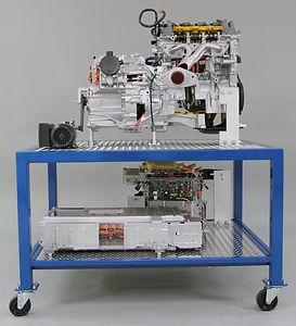ATech Model 360 Special Hybrid Cutaway