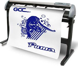 GCC Puma IV vinyl cutter