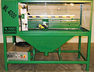Forest CNC WL4000 wood lathe