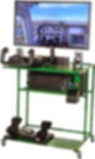 STEMPilot Edustation flight simulator