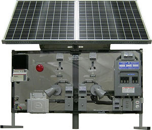 Marcraft Solar Photovoltaic Installer trainer