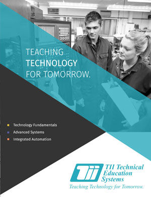 TII General Brochure cover