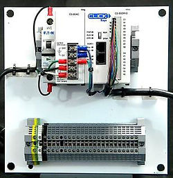 tech skills international automation direct programmable logic controller draw out unit