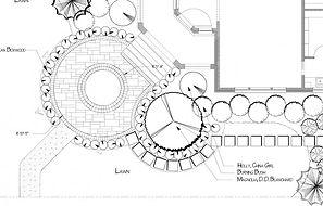 pro landscape planner cad 2d scale drawing