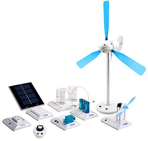 Horizon Educational Renewable Energy Kit fuel cell solar panel wind turbine energy sustainable green