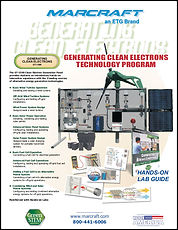 GT-1500 Clean Electron Generation Panel brochure