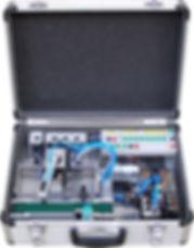 Sun Equipment Compact Mechatronics Load System CML 61600 plc automation control dc motor sensor