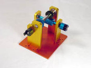 Sun Equipment Worm Shaft and Worm Gear Mechanism - WSG-61407