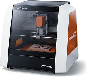 Roland DG SRM-20 subtractive rapid prototyping srp CNC mill/router