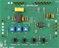 Nida Model 170 Motor Control Systems card