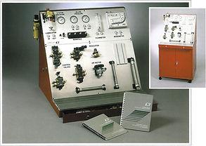 tii exp1 industrial pneumatics training system fluid air circuit plc