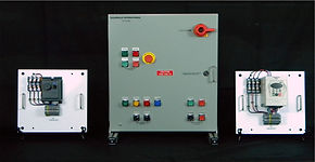 tech skills international electric motor control training trainer panel