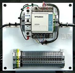 tech skills international mitsubishi mel sec fx 1s draw out unit