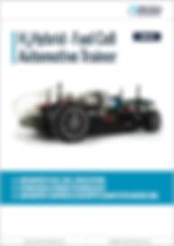 Horizon Educational H2Hybrid-Fuel Cell Automotive Trainer