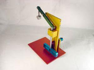 Sun Equipment Scotch Yoke Mechanism - SYM-61408