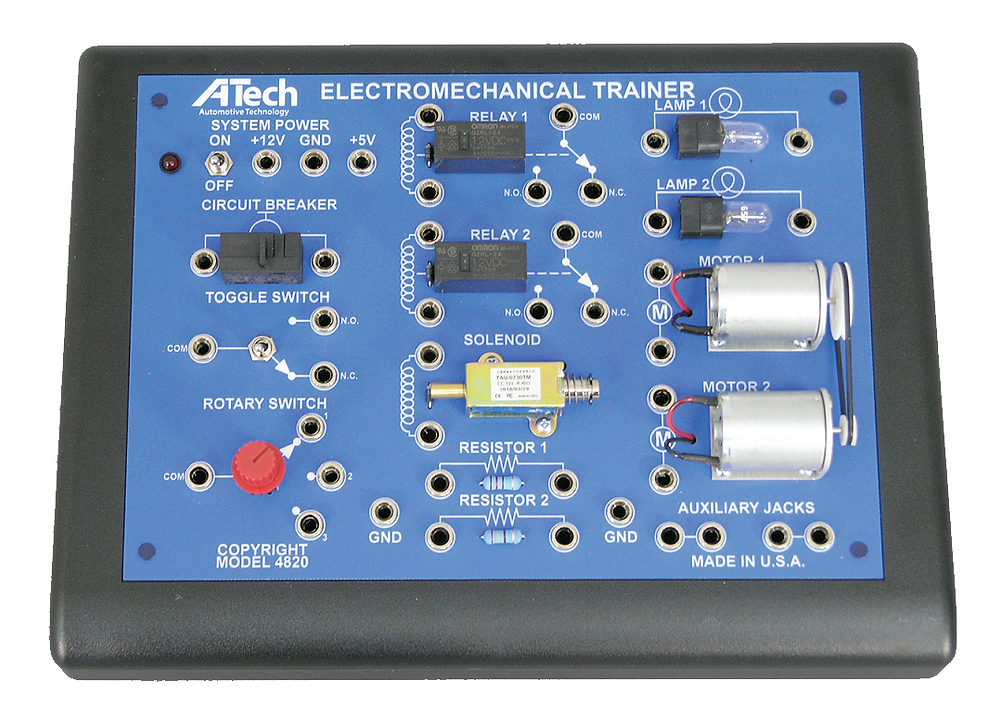 ATech Electromechanical Trainer