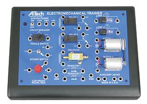 ATech Model 4820 Electromechanical Trainer
