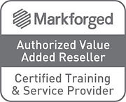 markforged authorized value added reseller certified training service provider
