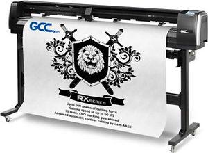 GCC RX II cutting plotter