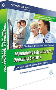 Marcraft A+ book pc operating system certification repaiir