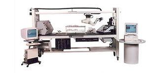 TII's CM-150 - Single Axis Gantry cim