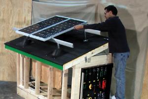 Solar energy trainer